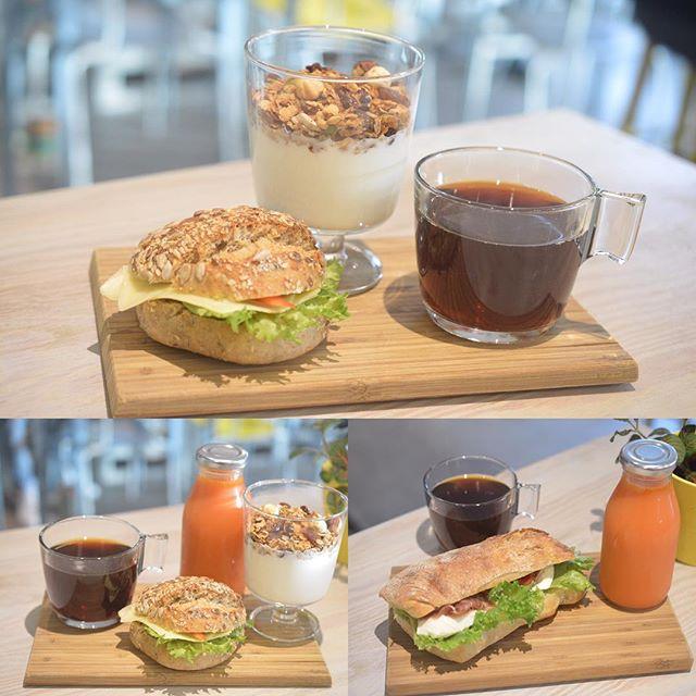 Du kan köpa våra frukostpaket hela våra öppettider. Det är du som vet när du är frukostsugen. #frukostheladagen #materiamajorna